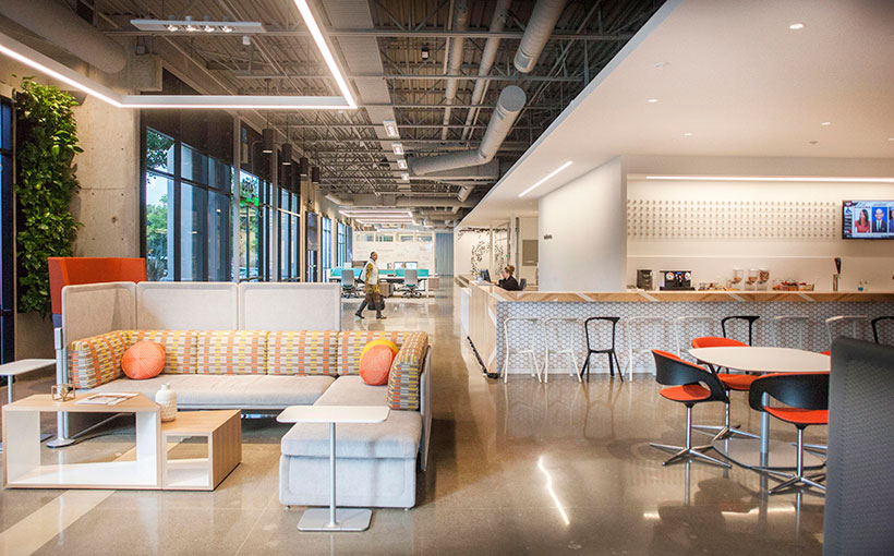 office space envy: bkm banishes cube farms | hatch