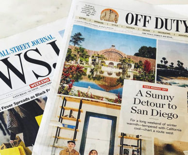 wall-street-journal-san-diego-travel-story