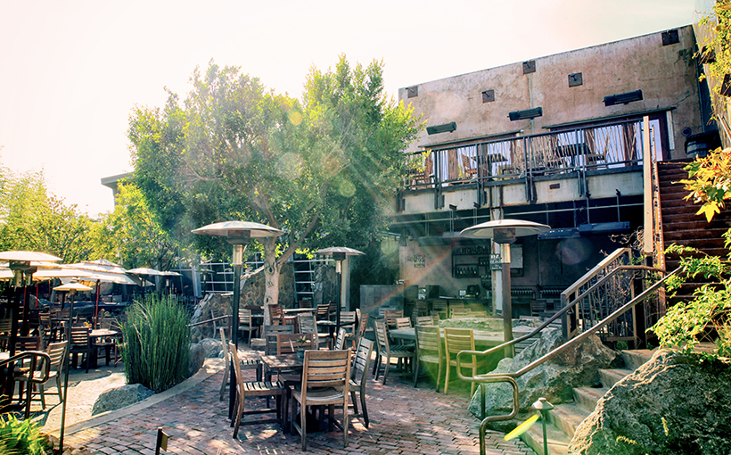Stone brewing recognized as a sites eco friendly outdoor space hatch stone brewing world bistro gardens in escondido workwithnaturefo