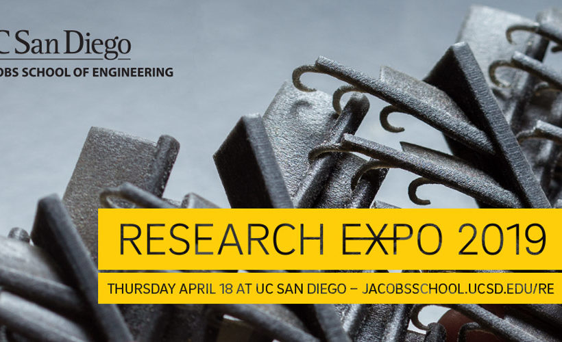 Research Expo at UC San Diego | Hatch